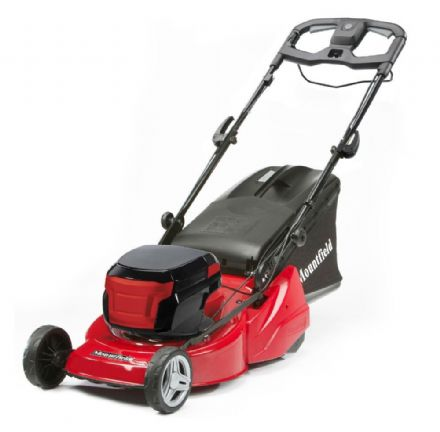 Mountfield S42R PD Li 41cm Self Propelled 80V Roller Mower
